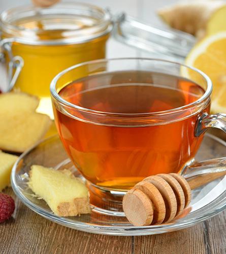 Thee en Vitamines helpen bij verkoudheid