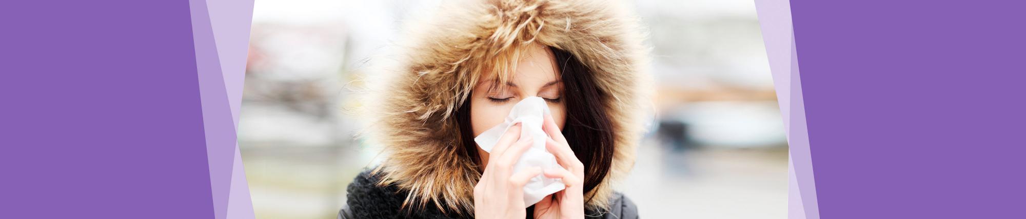Verkoudheid en koorts