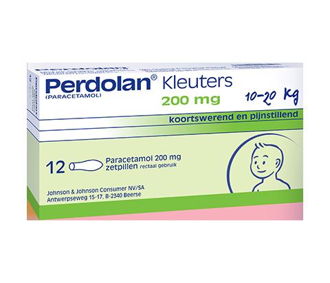 PERDOLAN® Kleuters Zetpillen